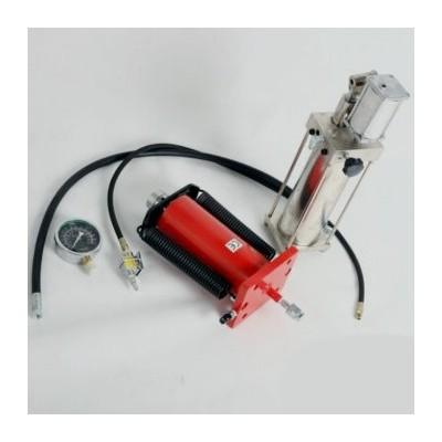 sestava k lisu 50t pneumaticko-hydraulická