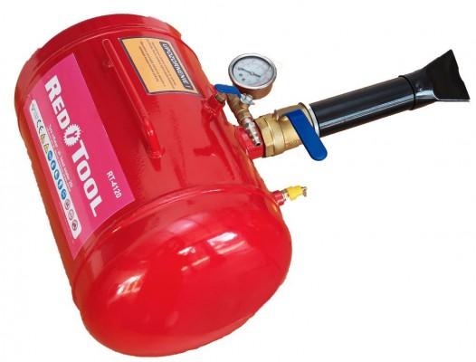 Vzduchové dělo  s kulovým ventilem 20L