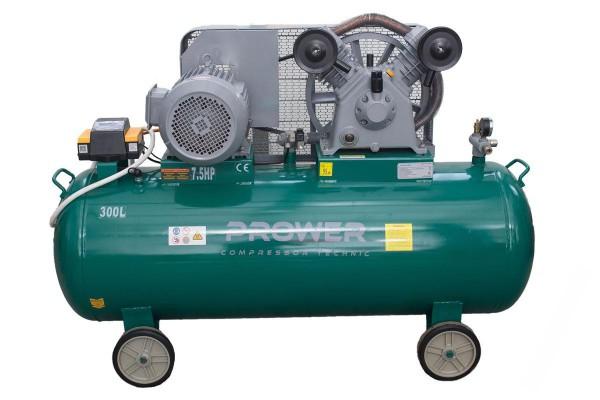 Pístový kompresor olejový 10BAR, 300l, 5,5 kW/7,5HP