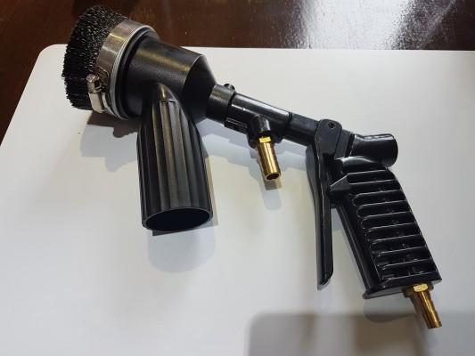 Pistole pro pískovačku s odsáváním SB28