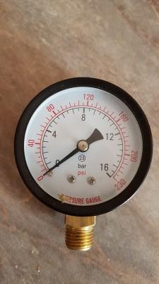 Měřič tlaku